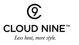 Cloud Nine The Touch Iron Logo