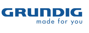 Grundig Glätteisen Logo