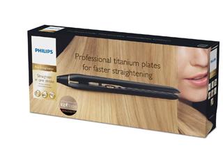 Philips Glätteisen HPS930/00 Verpackung